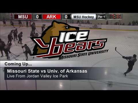 Missouri State vs Arkansas - Game #1