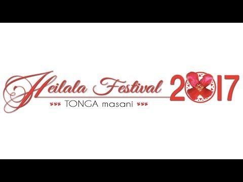Miss Heilala Sarong & Island Creation Competition - Tonga Masani - Heilala Festival