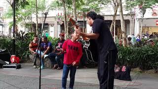 Mimpi Yang Pulang||Adik Irfan Vocal Sedap Muka Jambu Lengkap Sudah..