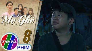Mẹ ghẻ - Tập 8[1]: An khóc lóc than thở với Thu vì cho rằng mẹ đã bỏ mình để đi theo chú Phong