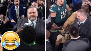 Funny Reactions To Kevin Hart Being Denied Access To Super Bowl Stage By Security