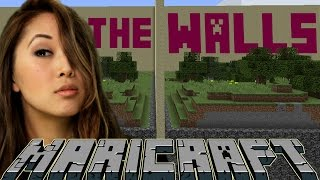 MINECRAFT CANDYLAND IN THE WALLS (MariCraft)