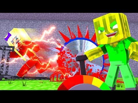 LAUF, LAUF, LAUF um ZU ÜBERLEBEN?! - Minecraft WOLF
