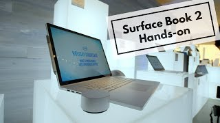 The New Surface Book 2 coming out Nov 9th now comes powered with a ...