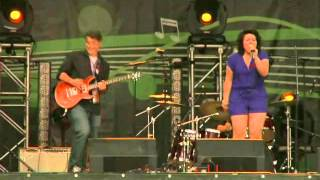 Camp de Blues 2012 - Black and Blue - Catch the Groove