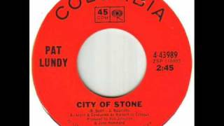 Pat Lundy - City Of Stone.wmv