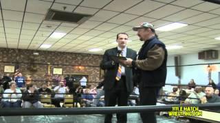 Terry Funk Award Speech Maryland 2011