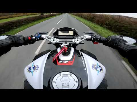MV AGUSTA DRAGSTER 800RR - SC PROJECT EXHAUST
