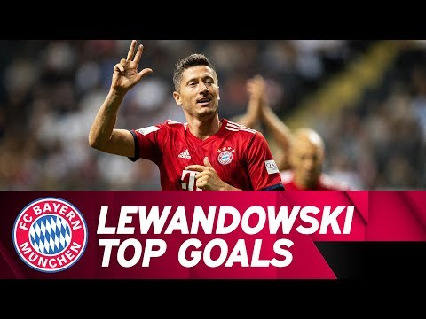 Top 30 Goals - Robert Lewandowski | FC Bayern