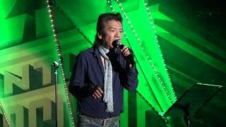 2011年3月6日、渋谷クロコダイルで行われた「2011 成田賢ソロライブ vol.1」より。 ◇成田賢 公式HP http://evergreen009.web.fc2.com/