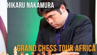 Côte d'Ivoire Rapid & Blitz: Hikaru Nakamura On Chess In Africa
