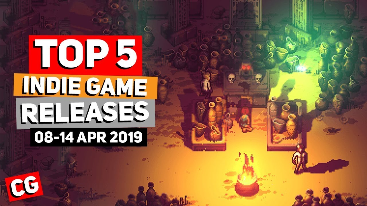 Top 5 Best Indie Game New Releases 08 14 Apr 2019