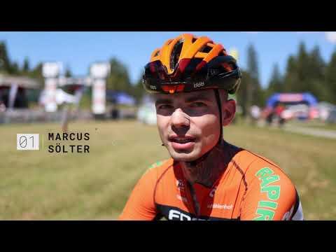 Rothaus Bike Giro Hochschwarzwald. Highlight Video 1. Etappe 2020