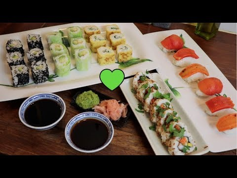 Makis & Sushis / VEGAN