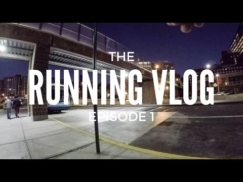 Ep. #1 - the running vlog