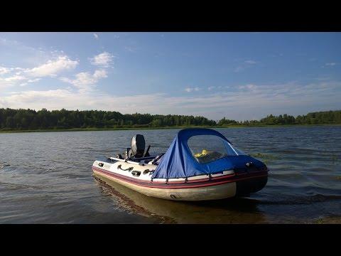 Тент носовой для лодки ПВХ Yamaran S390max