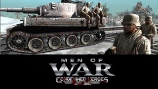 Men of War Condemned Heroes - The Russian Front