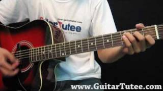 Weathus - A Little Respect, by www.GuitarTutee.com