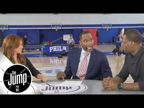 New 76ers GM Elton Brand: 'I think we still need a piece' | The Jump | ESPN