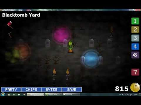 Fnaf World Simulator How To Get Past The Lights In Blacktomb Yard
