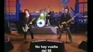 Green Day - 86 - Traducido - www.greenday.cl