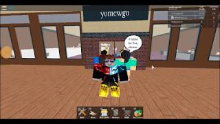 playing with my dad/roblox rt