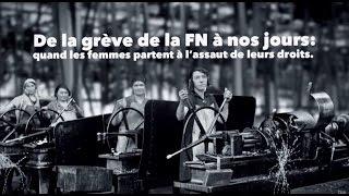 50 ans de la grève des femmes de la FN