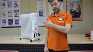 Видеообзор обогревателя BINATONE OR-116 со специалистом от RBT.ru