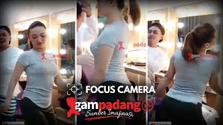 ZASKIA GOTIK LATIHAN JOGED GOYANG ASIK [FOCUS CAMERA]