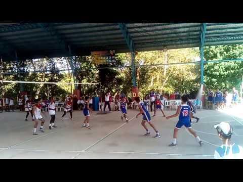 ZPRAA Meet 2017 - Dipolog City v.s. Zamboanga City (Volleyball Boys Secondary) 2nd Set