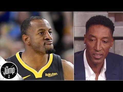 Scottie Pippen agrees with Andre Iguodala: Nobodys going to the Knicks | The Jump