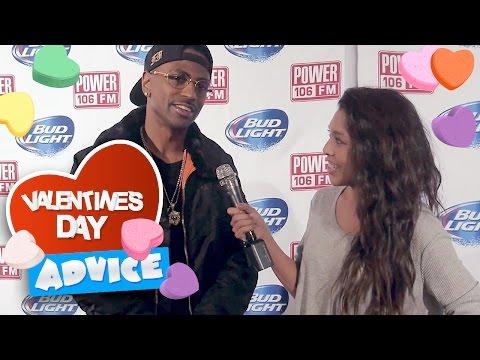 Big Sean, Ne-Yo Give Last-Minute Valentine's Day Advice