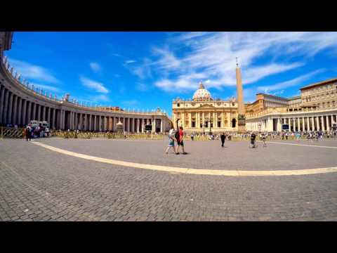 Vatican City Time Lapse