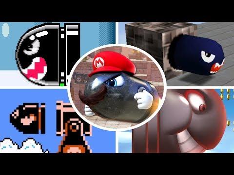 Evolution of Bullet Bill in Mario Games (1985 - 2018) Mp3