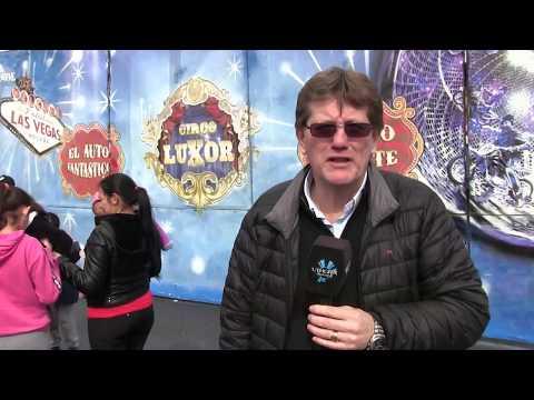 Más de 3000 chicos disfrutaron del Circo Luxor