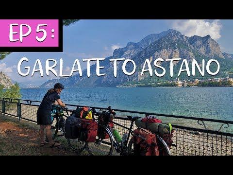 Cycling Switzerland Part 1 (RaD Ep5): Lake Garlate To Astano