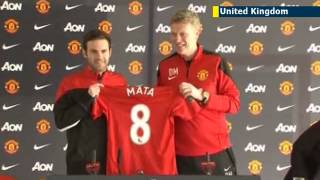 Manchester United Sack David Moyes following failure to live up to Sir Alex Ferguson's legacy
