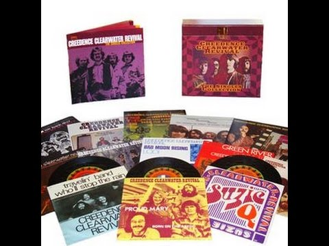 Creedence Clearwater Revival Singles Collection (Vinyl Box Set)