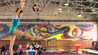 Спортивна Гімнастика Львів Gymnastics Montage