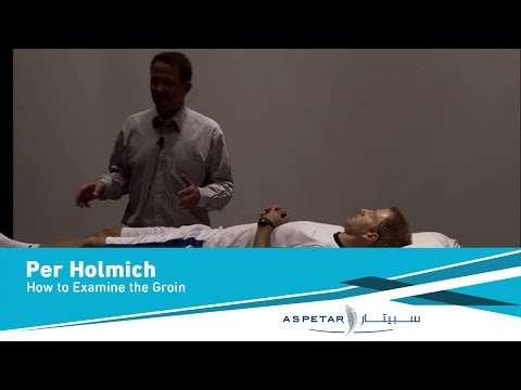 How to Examine the Groin by Per Holmich