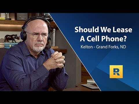 Should We Lease A Cell Phone?