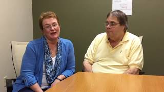 Steve & Doreen's Story