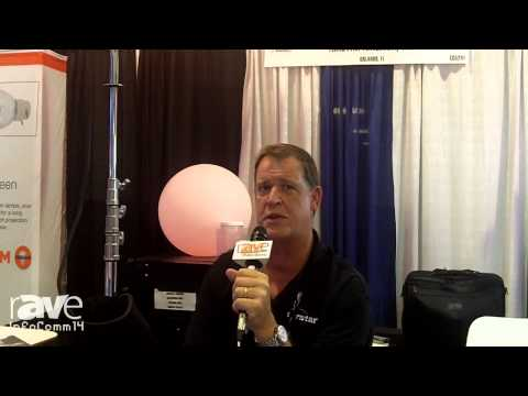 InfoComm 2014: Airstar Showcases their Lighting Ballons