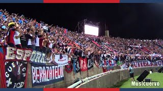 San Lorenzo 0 Arsenal 3 Recibimiento Cuervo sos mi alegria mi locura vos sos mi vida..