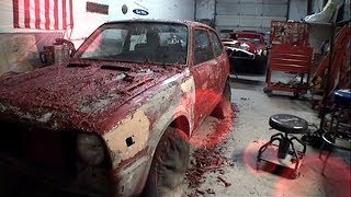 How to Strip Paint Off A Car Or Truck - Part 2