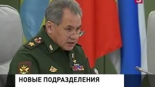 Россия создаст три новые дивизии в ответ на расширение НАТО
