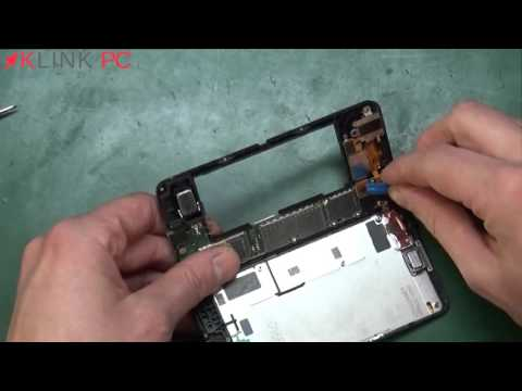[TUTO] Comment changer vitre et écran lcd nokia lumia 630 635