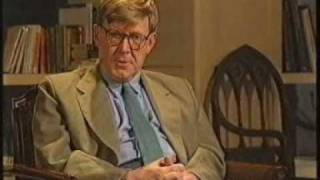 Alan Bennett paying tribute to British TV