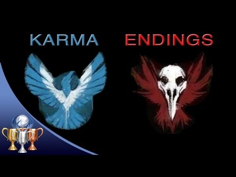 inFAMOUS: Second Son - Evil Karma Ending AND Good Karma Ending (Both Endings)