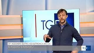 TgR Rai Sardegna - Mano bionica - UniCa